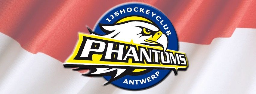 Antwerp Phantoms ijshockey Face-Off