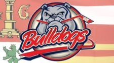 Luik Bulldogs Ijshockey Face-Off