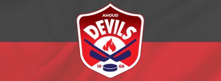 AHOUD Devils Nijmegen Ijshockey Face-Off
