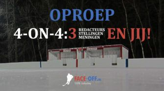 4-on-4 oproep Face-OFf