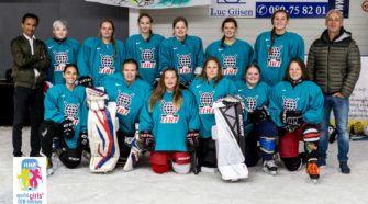 Girls Only Hockey Nederland Face Off