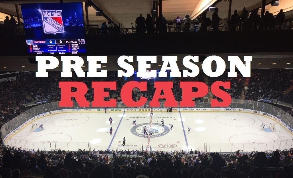 Recaps NHL Face Off