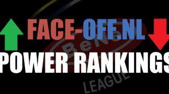 BeNe League Power Rankings - Face-Off