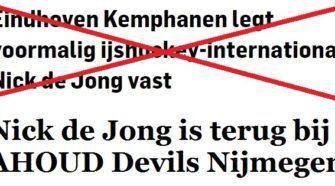 Header De Jong Face-OFf