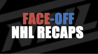 Face-Off NHL Recaps