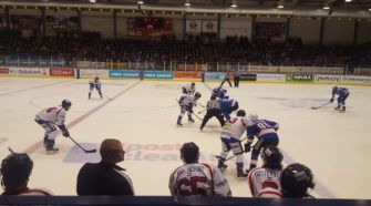 Flyers HIJS Face-Off