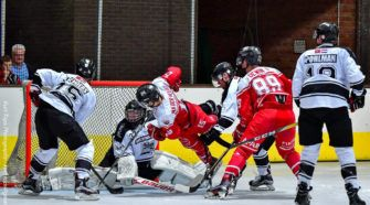 HYC Herentals Tigers Face-OFf