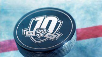 KHL Ruimte Face-Off