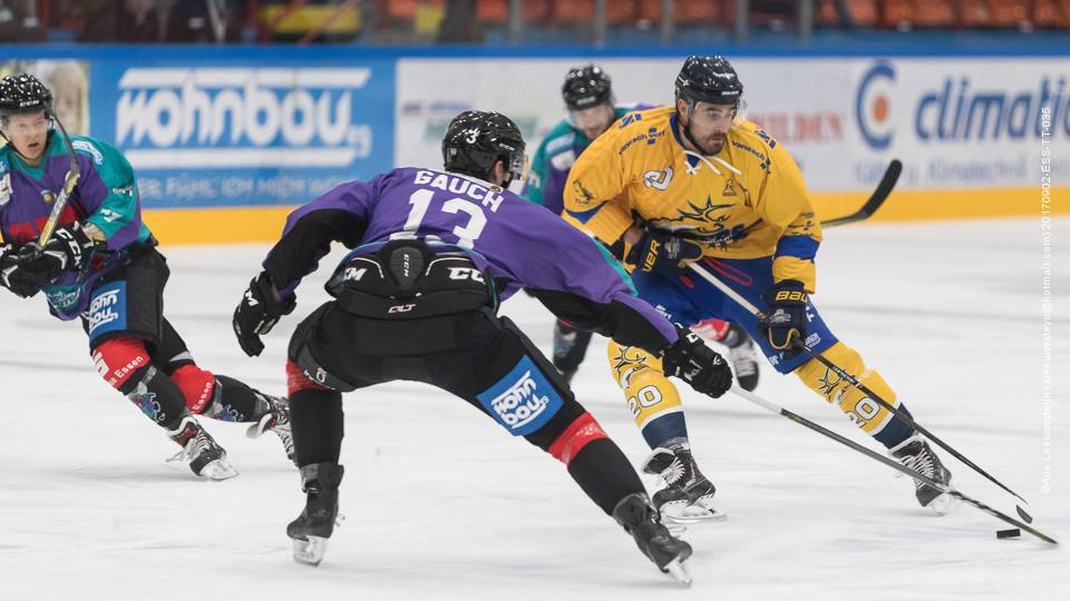 Moksitos Essen Tilburg Trappers Face-Off