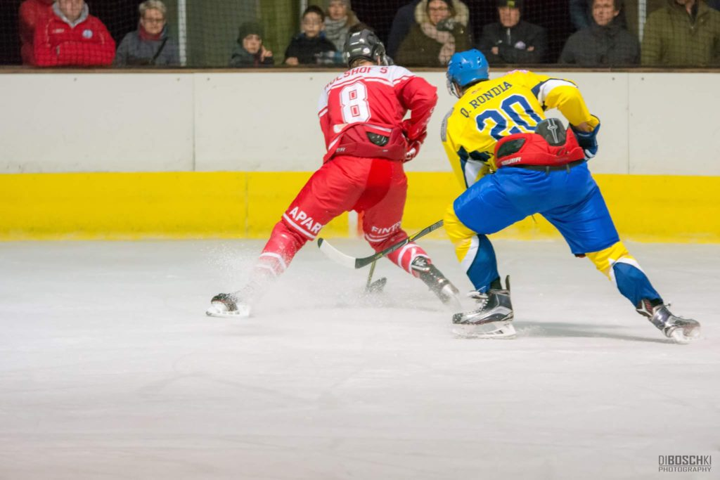 ERA Renomar HYC Antwerp Phantoms Face-Off