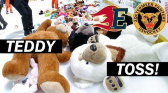 Teddy Toss Face-Off