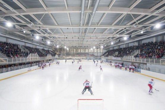 Mediacite Luik Ijshockey Face-Off