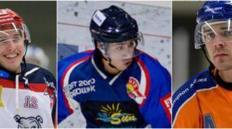 Speler van de maand januari ijshockey Face-Off