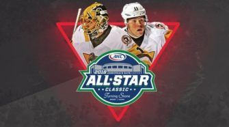 Sprong All Star Weekend AHL Face-Off