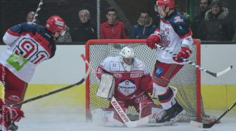 Luik Bulldogs HYC Face-Off