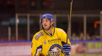 Antwerp Phantoms IJshockey Face-Off