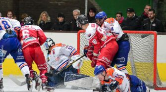 HYC Herentals Eindhoven Kemphanen Face-Off