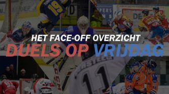 Face-Off IJshockey BeNeLeague Vrijdag