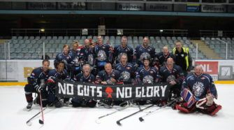 No Guts No Glory toernooi ijshockey Face-Off