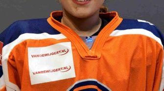 Inola Zandwijk Nederland U18 Face-Off