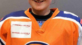 Larissa Haverkorn Nederland U18 Face-Off