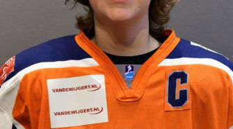 Maree Dijkema Nederland U18 Dames ijshockey Face-Off