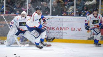HIJS Hokij Tilburg Trappers Toekomstteam IJshockey Face-Off