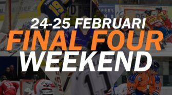 Final Four Weekend IJshockey Face-Off