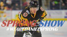 Daniel Sprong Penguins Face-Off IJshockey