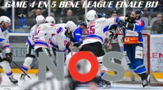 HIJS Hokij Den Haag UNiS Flyers Heerenveen Face-Off IJshockey