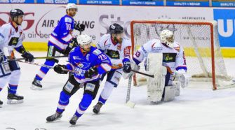 UNIS Flyers Heerenveen HIJS Hokij DEn Haag ijshockey Face-Off Finale BeNe League