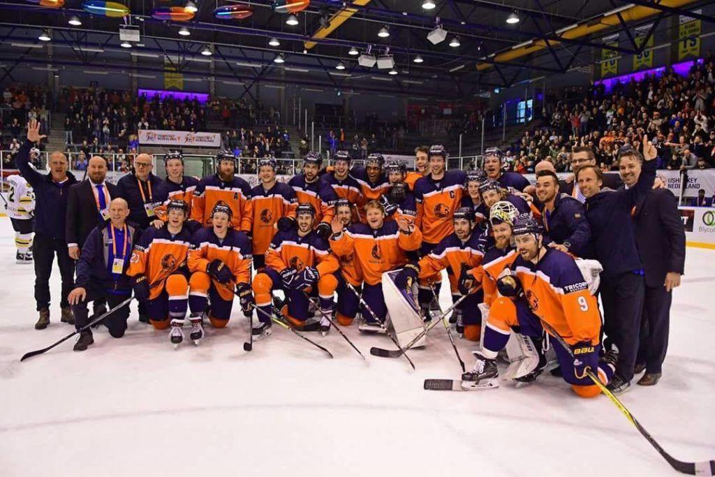 Oranje IJshockey