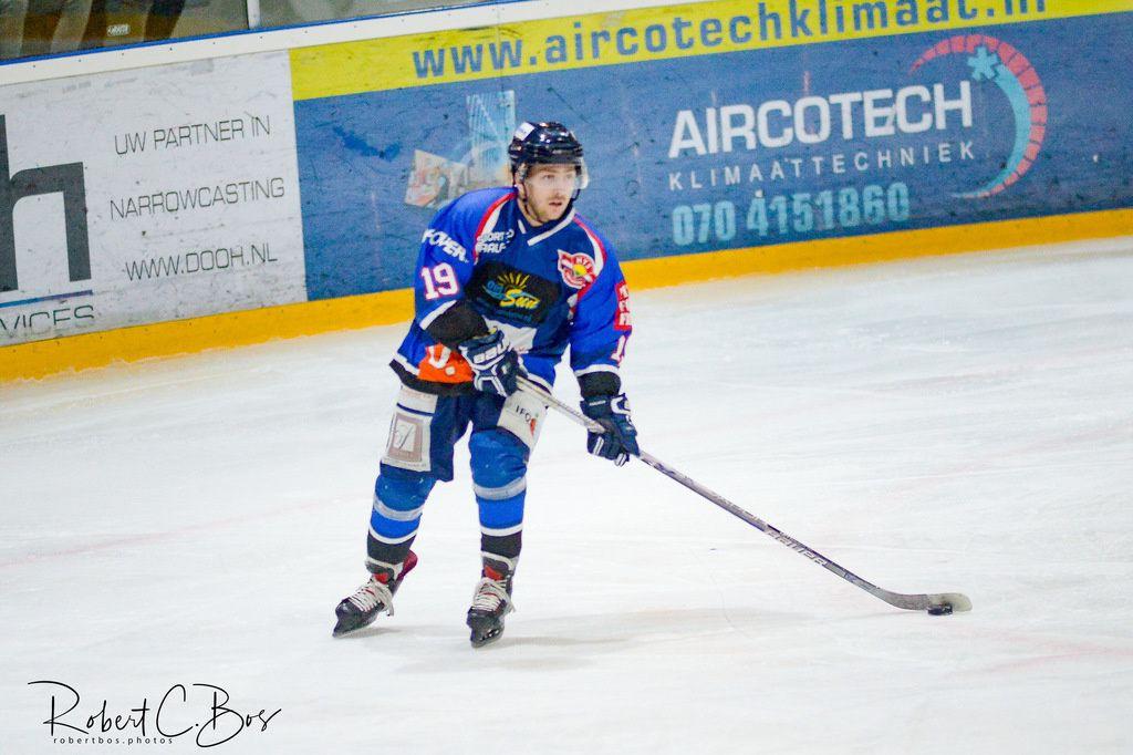 Melissant BeNe League IJshockey Face-Off AHOUD Devils Nijmegen