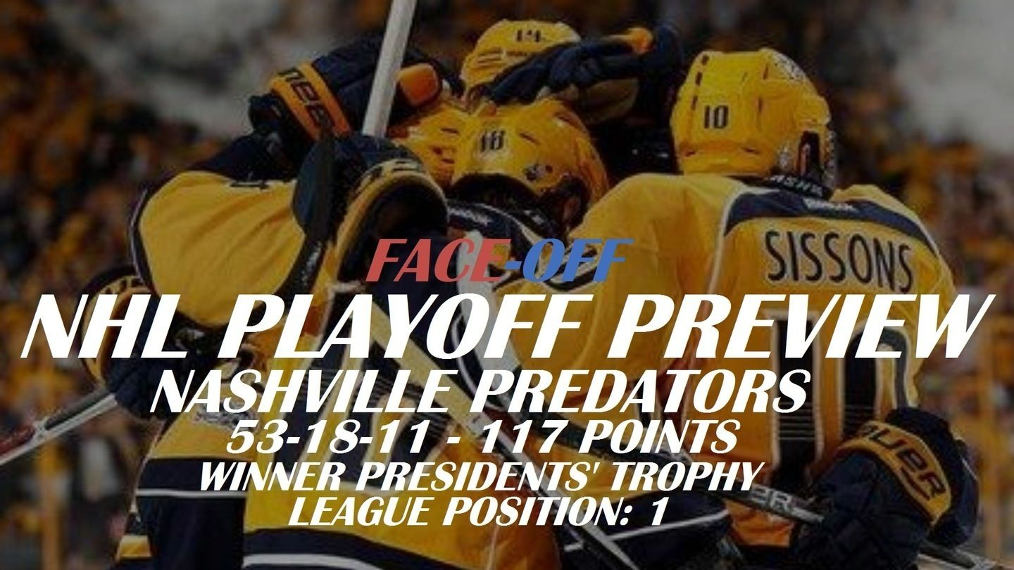 Nashville Predators NHL