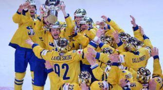 Zweden WK Goud