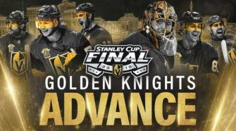 Vegas Golden Knights Face-Off