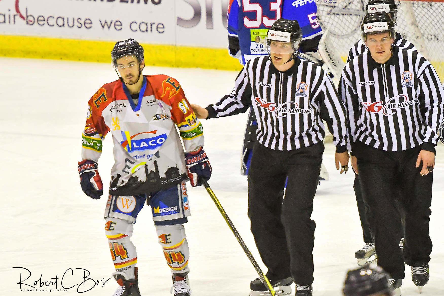 Maxime Pellegrims Sharks Mechelen