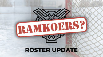 Ramkoers Amsterdam Tigers en BeNe League