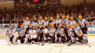 Thialf Icehockey Cup Fishctown