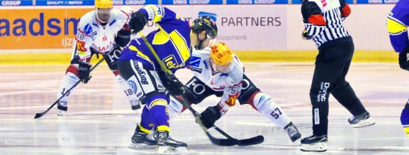 Thialf Icehockey Cup Fischtown Pinguins
