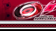 Carolina Hurricanes NHL IJshockey Face-Off