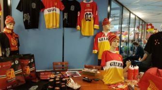Smoke eaters 50 jaar IJshockey Face-Off BeNe League