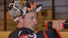 Leuven Chiefs Ryan Malinowski Face-Off.nl