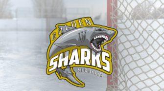 Golden Sharks Mechelen Face-Off IJshockey BeNe League