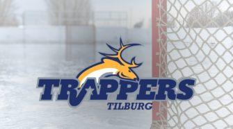 Tilburg Trappers Toekomstteam ijshockey Face-Off