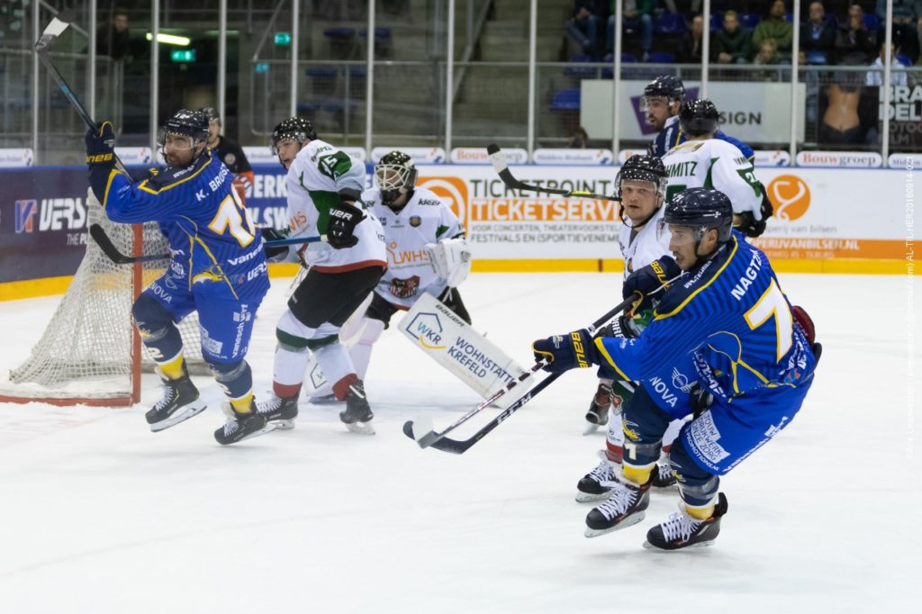ers Face-Off IJshockey Oberliga