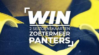 Zoetermeer Panters Face-Off BeNe League IJshockey