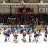 Ron Berteling Schaal UNIS Flyers Heerenveen CAIROX HIJS Hokij Face-Off IJshockey