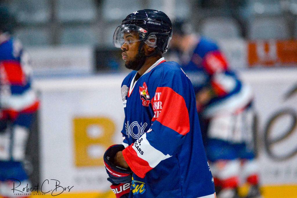 HIJS Hokij BeNe League IJshockey Face-Off