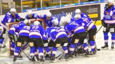 BeNe League IJshockey Face-Off UNIS Flyers Heerenveen